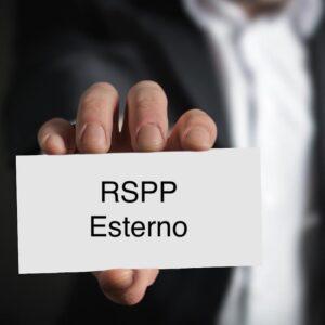 Aggiornamento RSPP Esterno