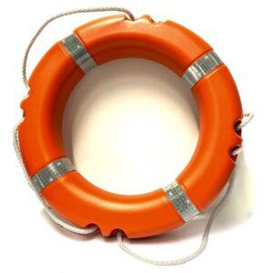 Salvagente con setola galleggiante